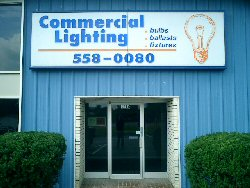 OUR LOCATION. & Commercial Lighting Supply Inc knoxville tn bulbs ballast ... azcodes.com